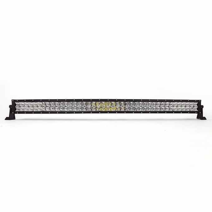 Best Sales 40000 Lumens Aluminum material Dual Row Black Auto LED Light Bar
